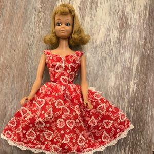 🇺🇸 Vintage 1962 Barbie Midge Doll